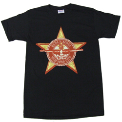 【GUNS N' ROSES】NEW YORK CITY Tシャツ ブラック